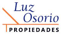 Luz Osorio Propiedades