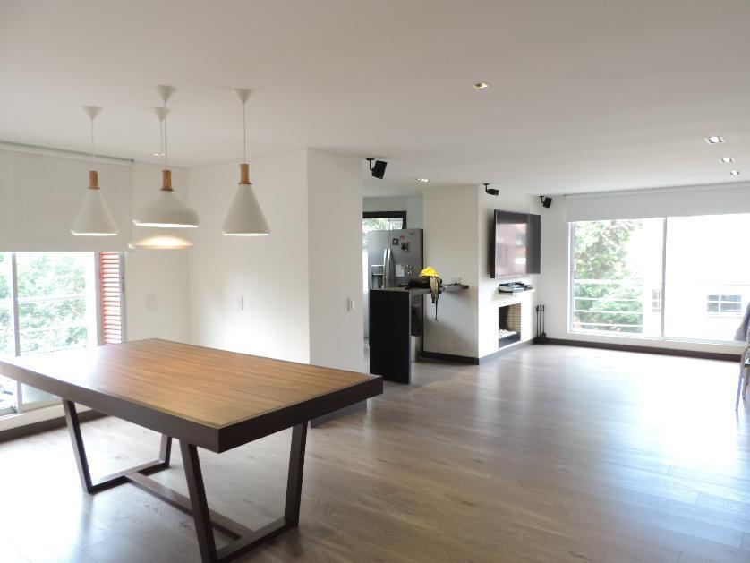 Apartamento remodelado a la venta en Rosales - Rosales - BOGOTÁ