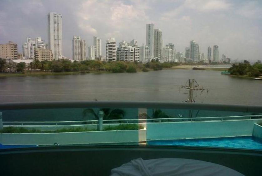 Apartamento en Arriendo Industria De La Bahía, Cartagena De Indias