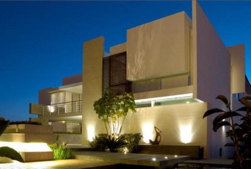 Renta casa en fraccionamiento el campanario santiago de for Casa moderna en venta queretaro