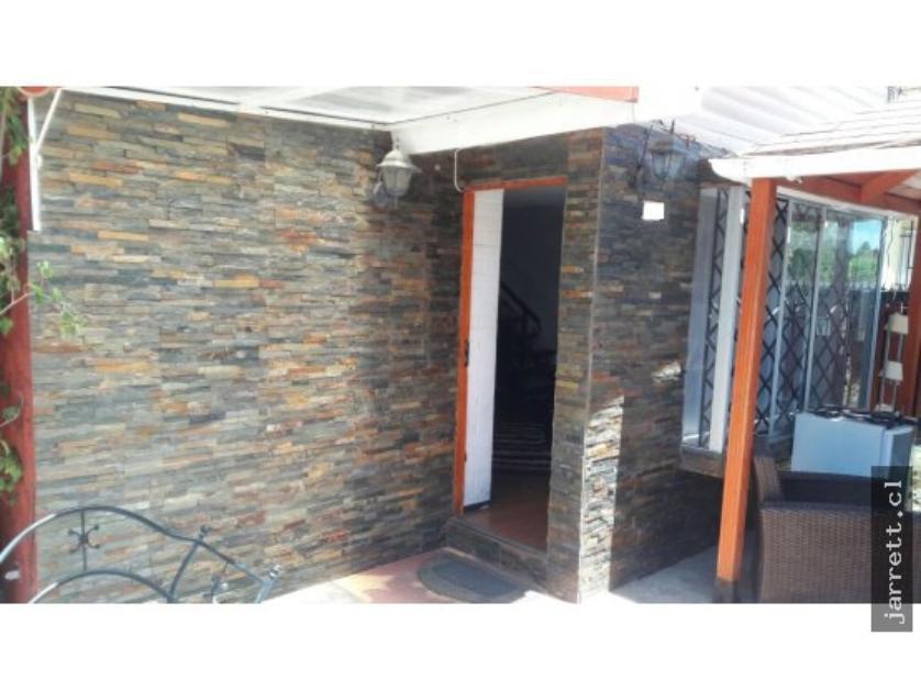 Se vende casa pareada en Villa Alemana