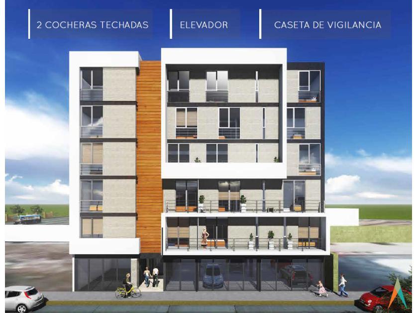 Departamento en Venta Lomas Del Tecnológico, San Luis Potosí