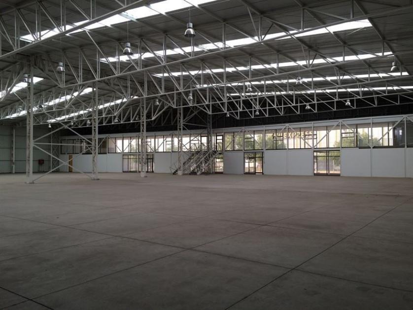 Terreno Industrial en Arriendo Parque Inustrial Enea , Pudahuel, Santiago