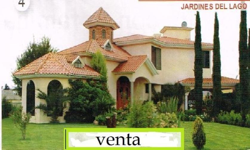Venta casa en condominio en jardines del lago for Residencia el jardin madrid
