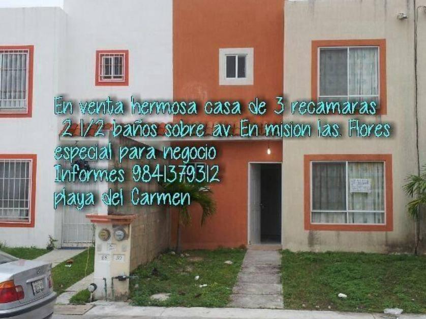 Casas econ micas en venta en playa del carmen for Casas de renta en monterrey economicas