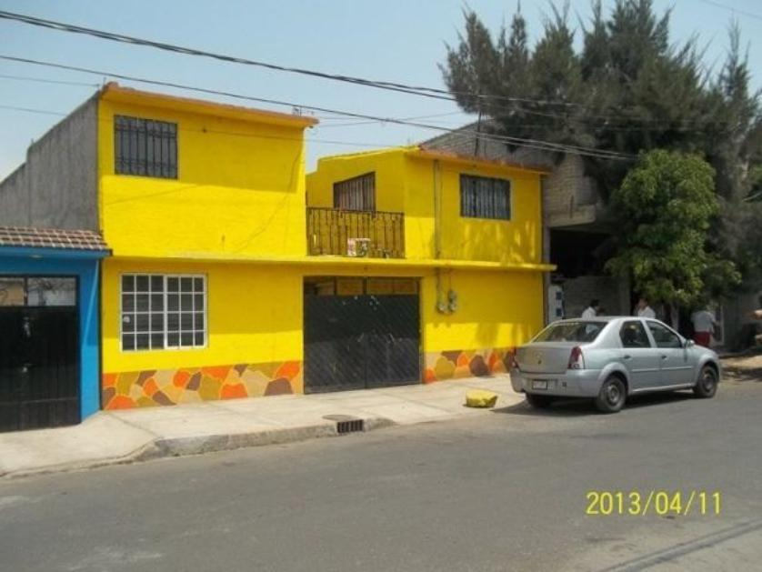 Venta Casa En San Miguel Xico Ii Seccion Valle De Chalco