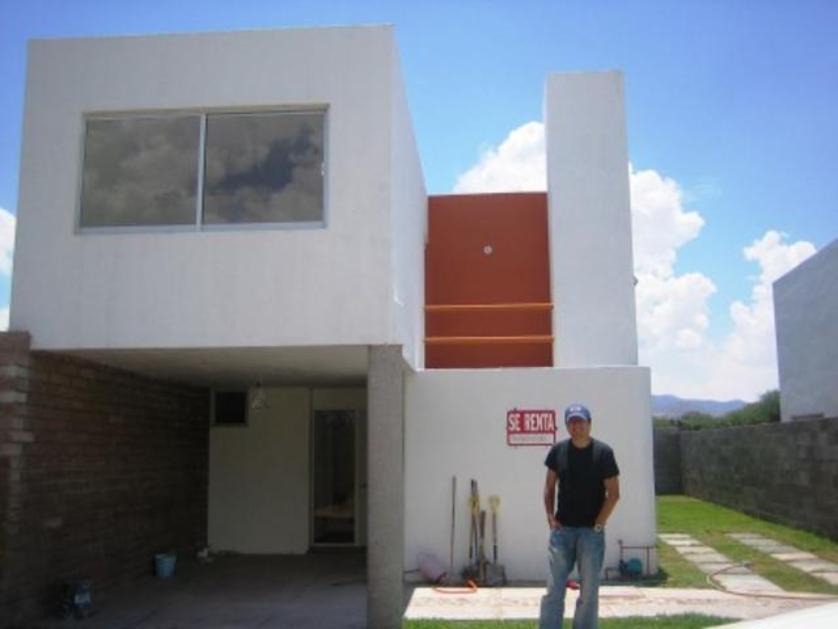 Casa en Renta Cerrito De Valdés 235 Casa 18 - Privada Valle Del Colibrí, Villa De Pozos, San Luis Potosí., Villa De Pozos, San Luis Potosí
