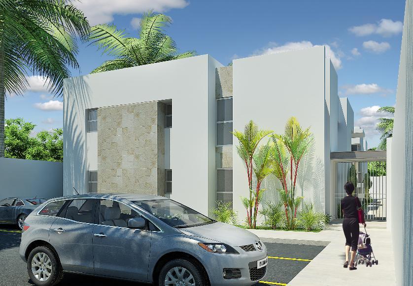 Departamento en Venta San Ramon Norte, Mérida