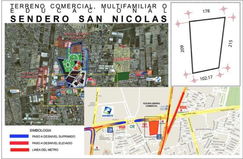 Lote de Terreno en Venta San Nicolás De Los Garza Centro, San Nicolás De Los Garza