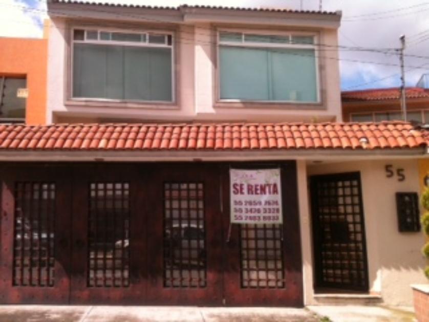 Casas en renta en tlalnepantla de baz for Busco casa en renta