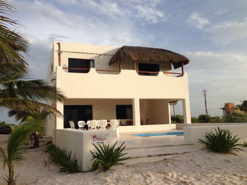 Renta casa en telchac puerto telchac puerto for Casas con piscina para alquilar en puerto rico