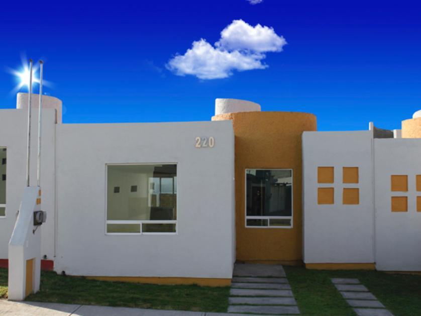 Casas en venta en mineral de la reforma for Casa minimalista 120m2