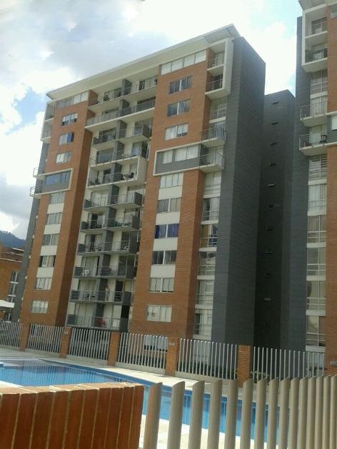 Apartamento en Arriendo El Portal Del Bosque, Ibague