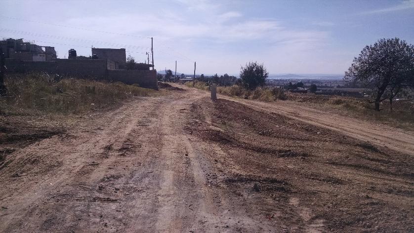 Lote de Terreno en Venta Tlaxco, Tlaxcala