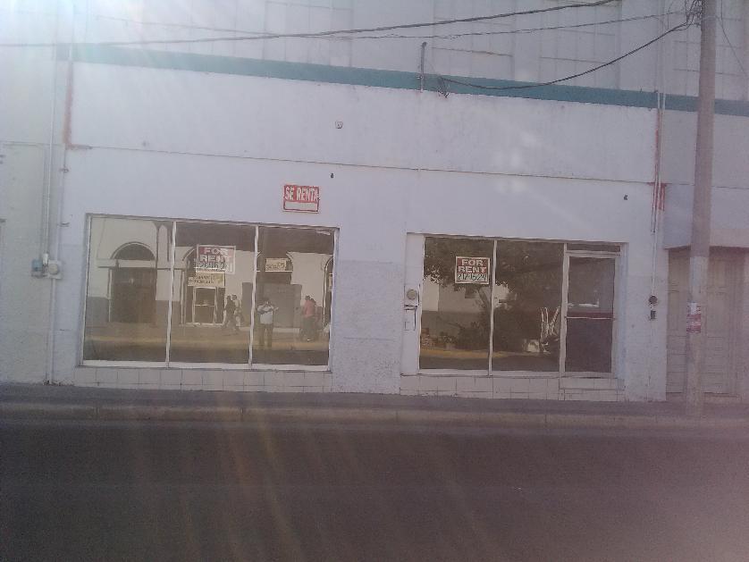 Local comercial en Renta Frente A Las Oficinas De Correos De Mexico, Hermosillo, Sonora
