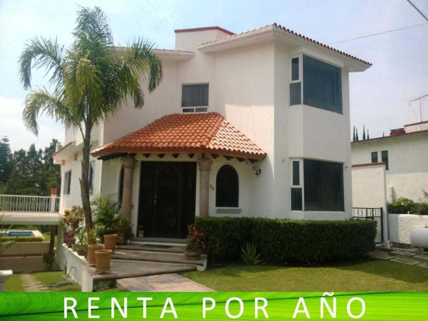 Casas En Renta En Lomas De Cocoyoc Morelos