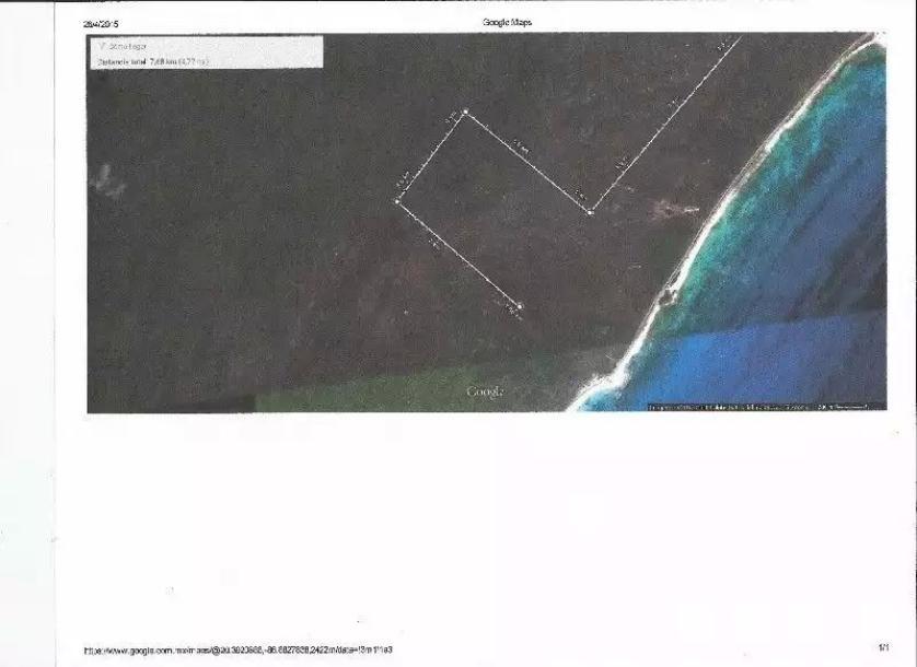 Lote de Terreno en Venta Cozumel, Quintana Roo