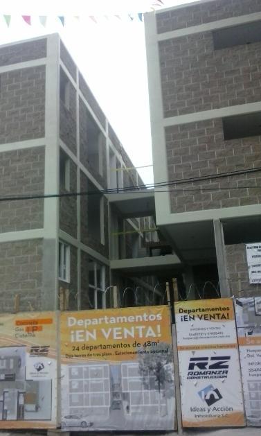 Departamento en Venta Colonia Magdalena Mixuhca, Venustiano Carranza, Distrito Federal (cdmx)