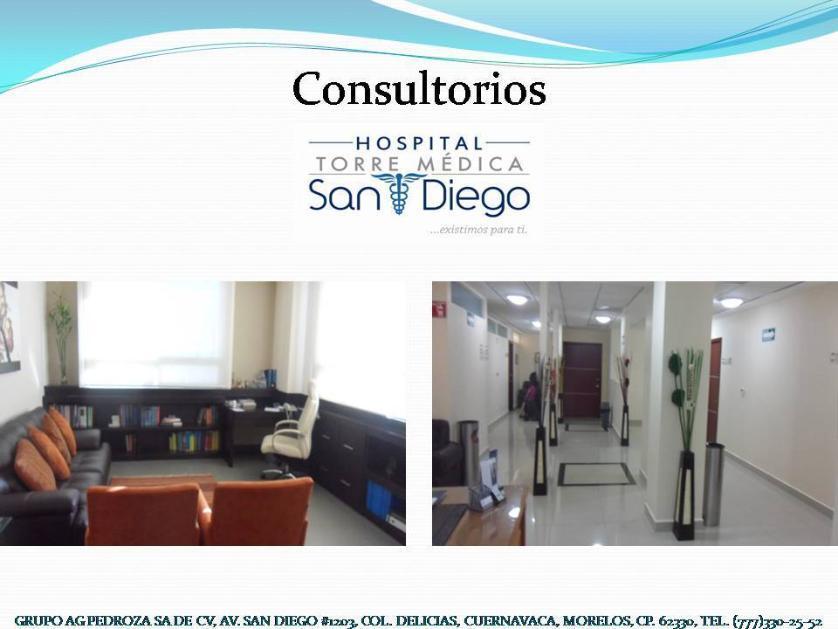 Oficina en Renta San Diego 1203, Delicias, Cuernavaca