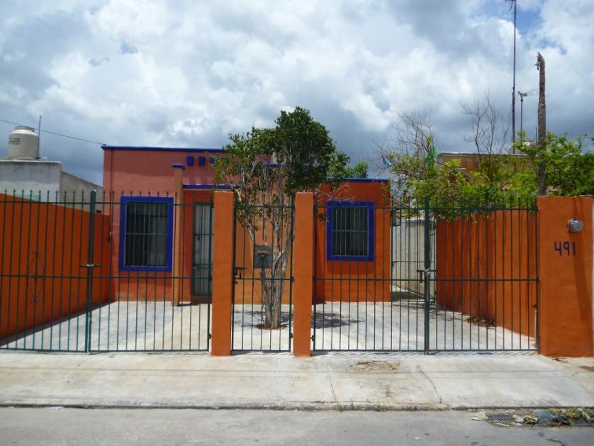 Departamento en Renta 23a 491, San Pedro Noh Pat, Kanasin, Amalia Solorzano, Mérida