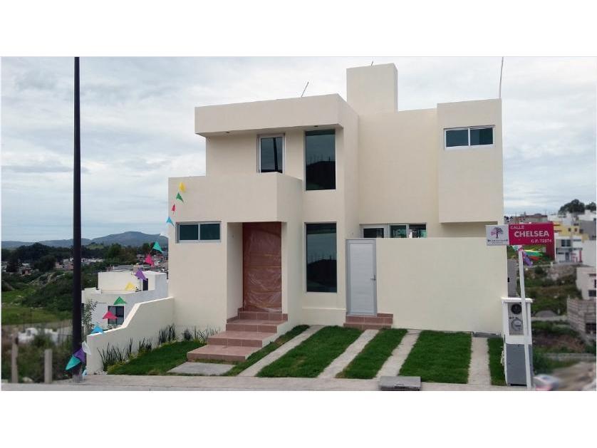Casas En Venta En La Calera Puebla