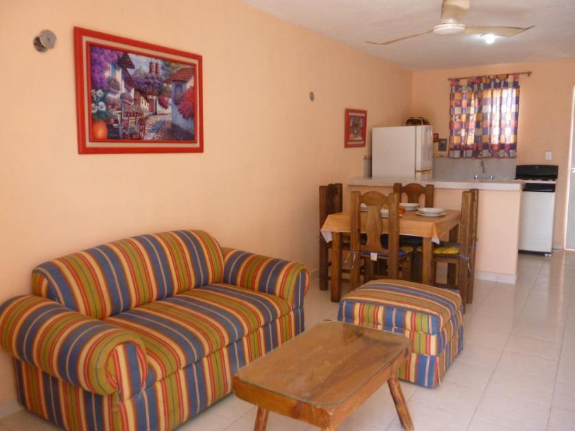 Departamento en Renta San Pedro Noh Pat, Francisco Villa, Mérida