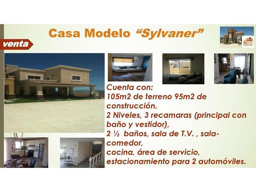 Casa en Venta Palomino, Pachuca, Baja California