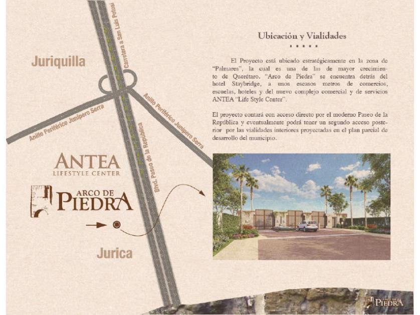 Casa en condominio en Venta Blvd. Arco De Piedra, Sobre Paseo De La República, Entre Juriquilla Y Jurica, Jurica Acueducto, Santiago De Querétaro