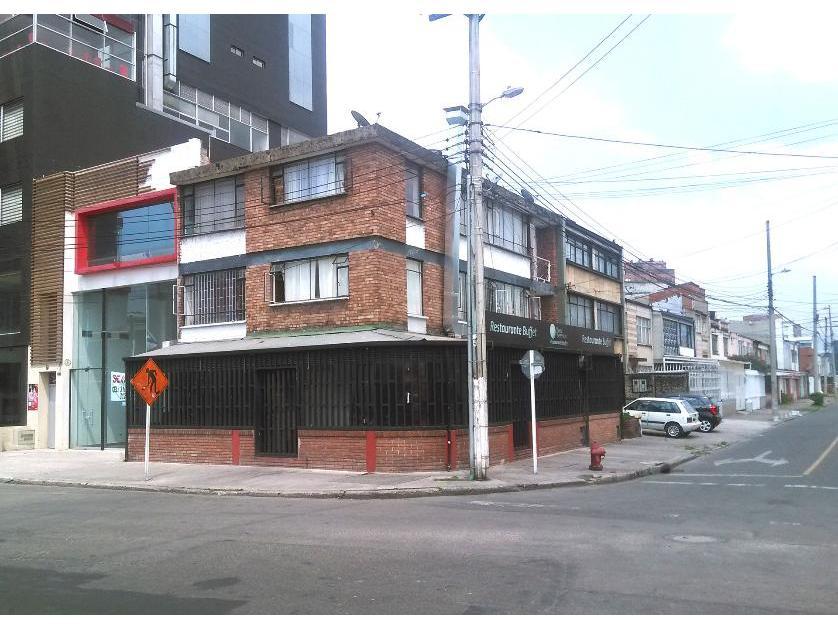 Edificio en Venta Carrera 38a No. 25 - 05, Quinta Paredes, Bogotá
