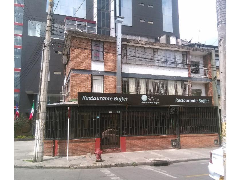 Edificio en Venta en Carrera 38a No. 25 - 05, Quinta Paredes, Bogotá