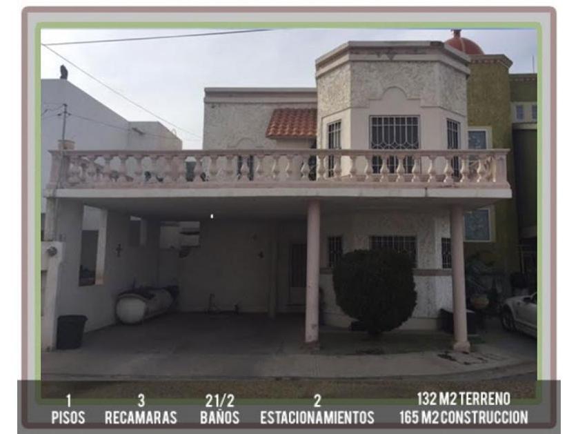 Venta Casa En Flores Ciudad Juárez 174618 Icasas Mx