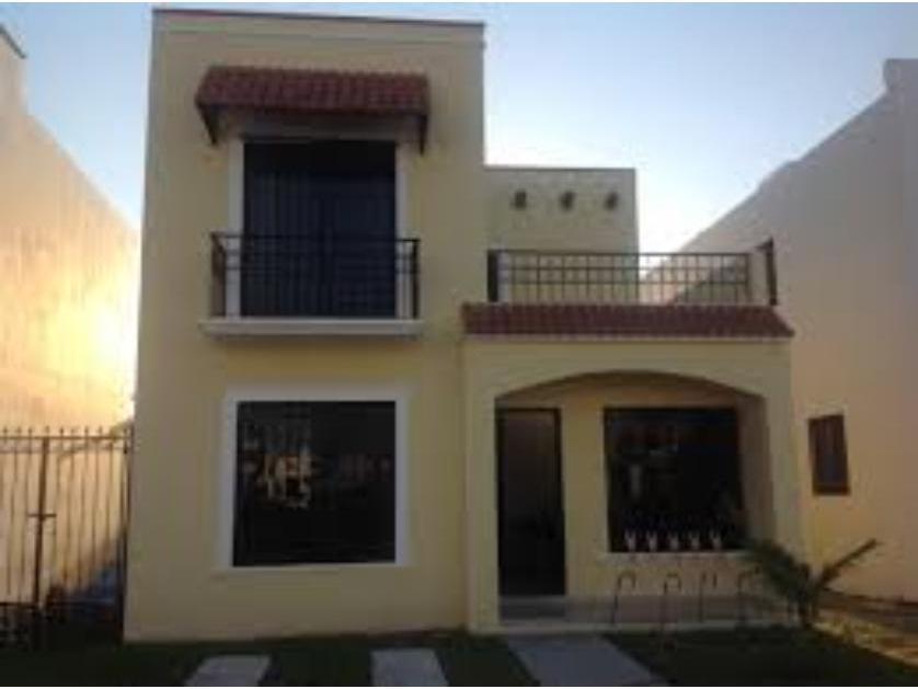Renta casa en gran santa fe canc n 221453 for Casas en renta en cancun