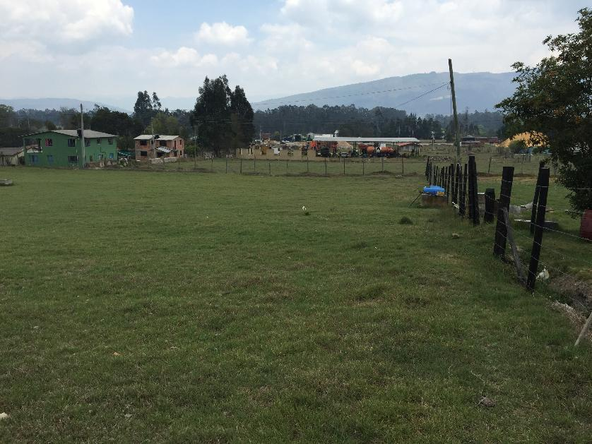 Lote de Terreno en Venta Las Tapias, Vereda El Roble, Gachancipá, Cundinamarca