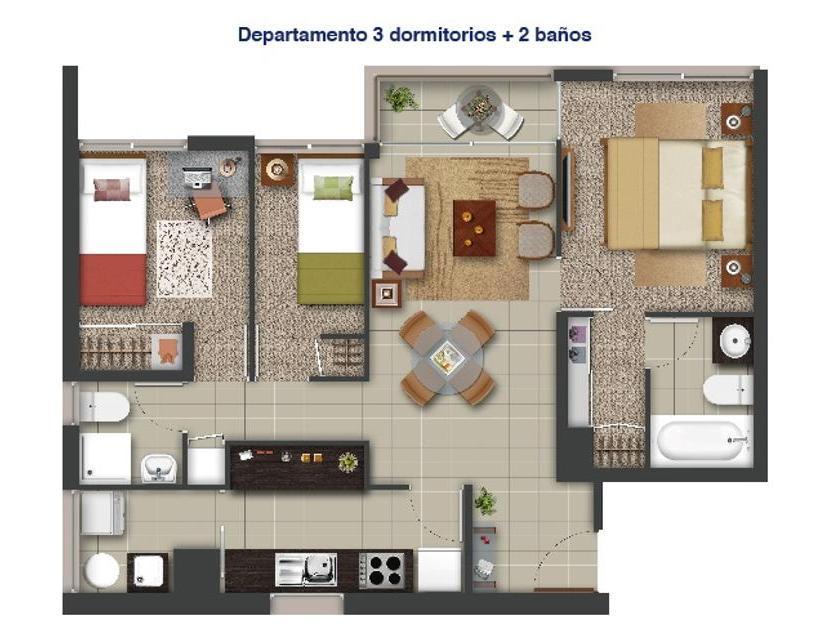 Departamento 1212