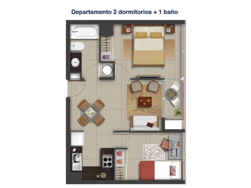 Departamento 1021