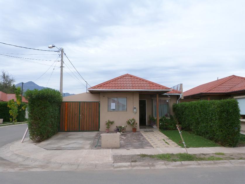 Casa en Venta Condominio Tocornal 1, San Esteban, Los Andes