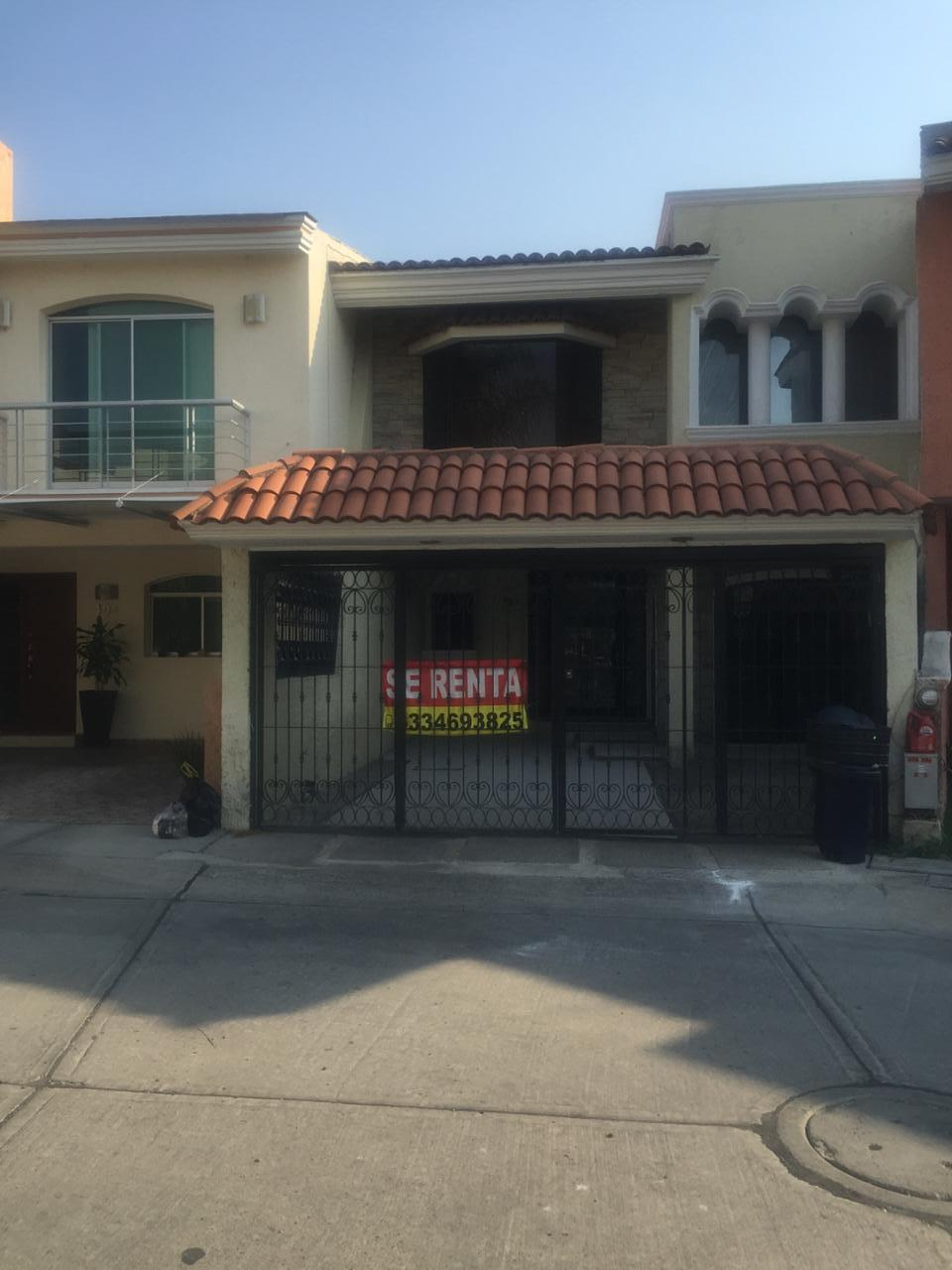 Renta casa en condominio en guadalajara jalisco 335196 for Casas en renta guadalupe