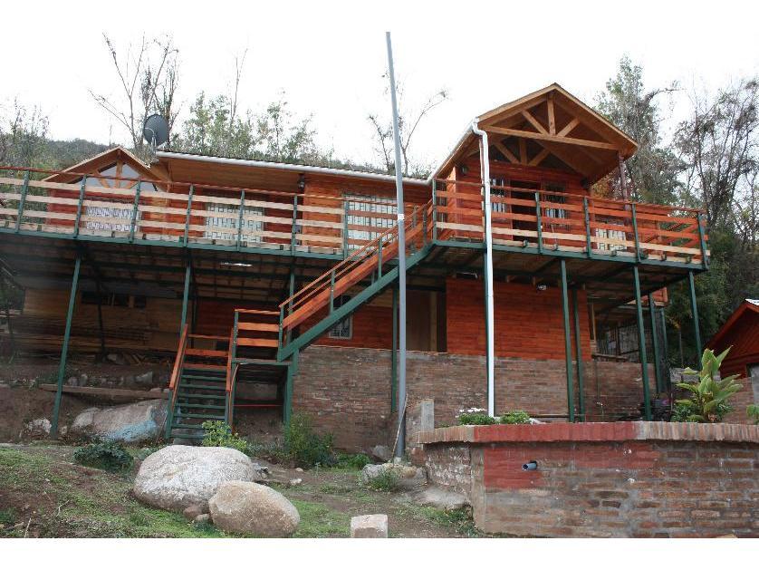 Cabaña-Refugio en Venta Río Colorado, Los Andes