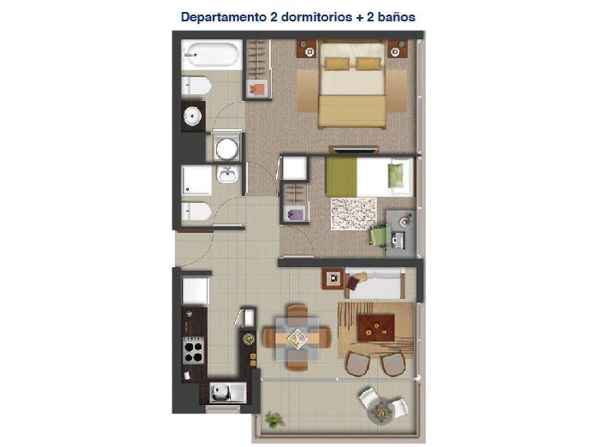 Departamento 319