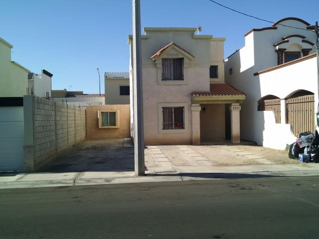 Casas en renta en mexicali baja california for Alquiler casa en umbrete sevilla
