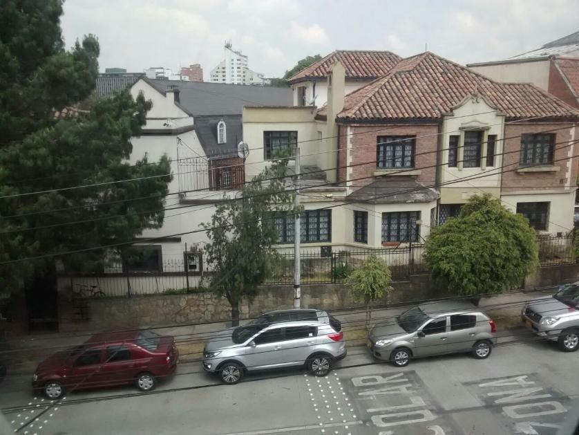 Oficina en Arriendo en La Merced, Bogotá