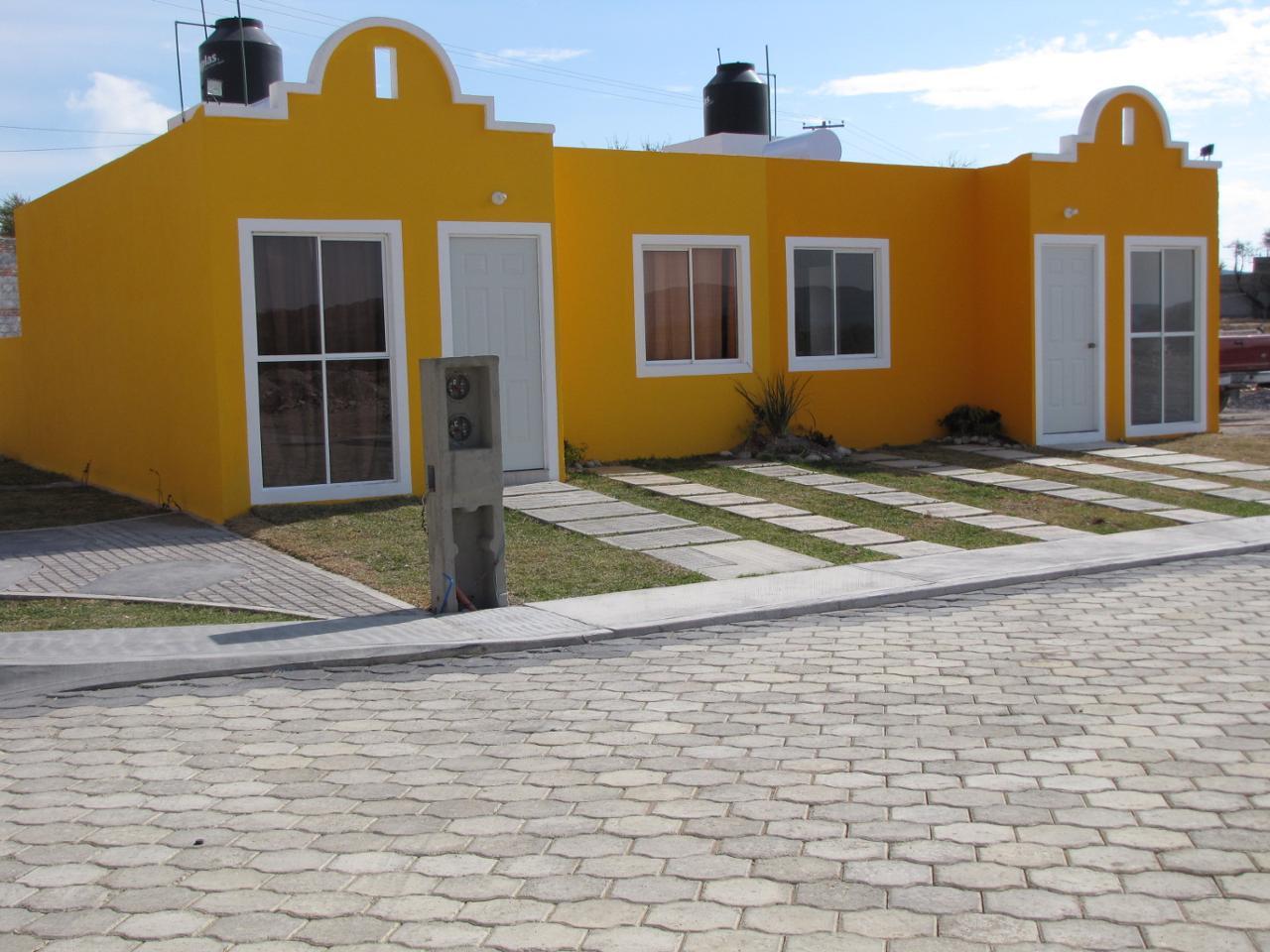 Venta casa en condominio en tequisquiapan centro for Casa del diseno queretaro
