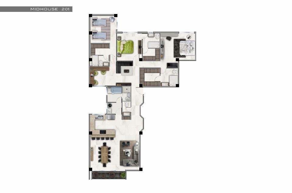 Mid house 201