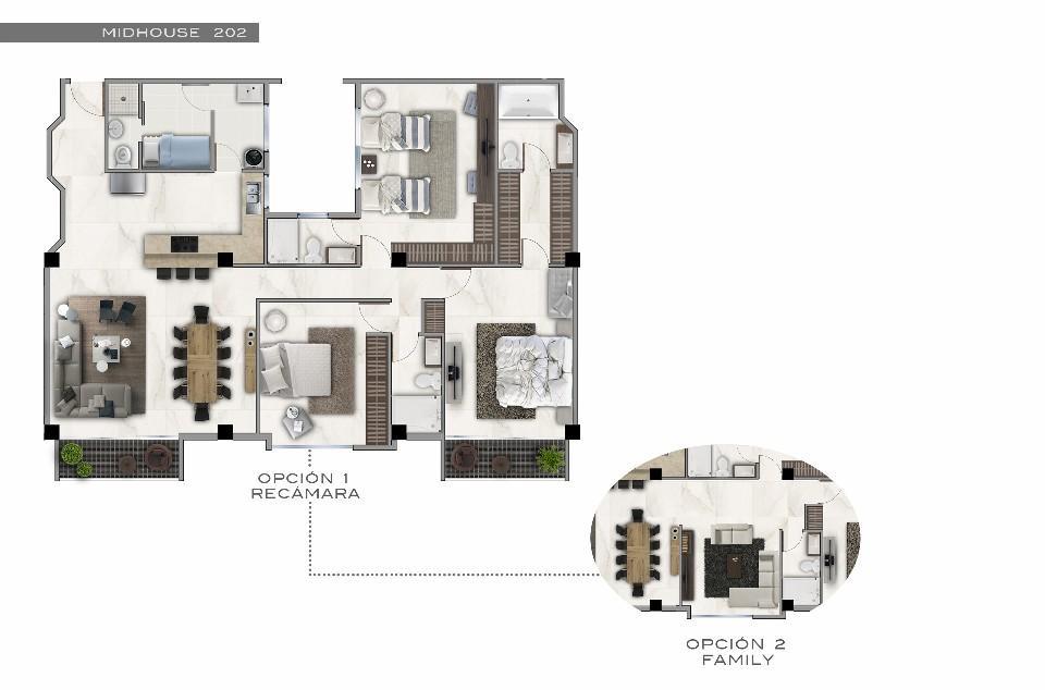 Mid house 202