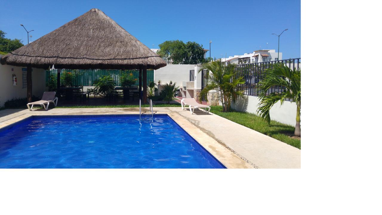 Departamento en Renta Fraccionamiento Real Ibiza Mz 4 Lt 3, Real Ibiza, Playa Del Carmen