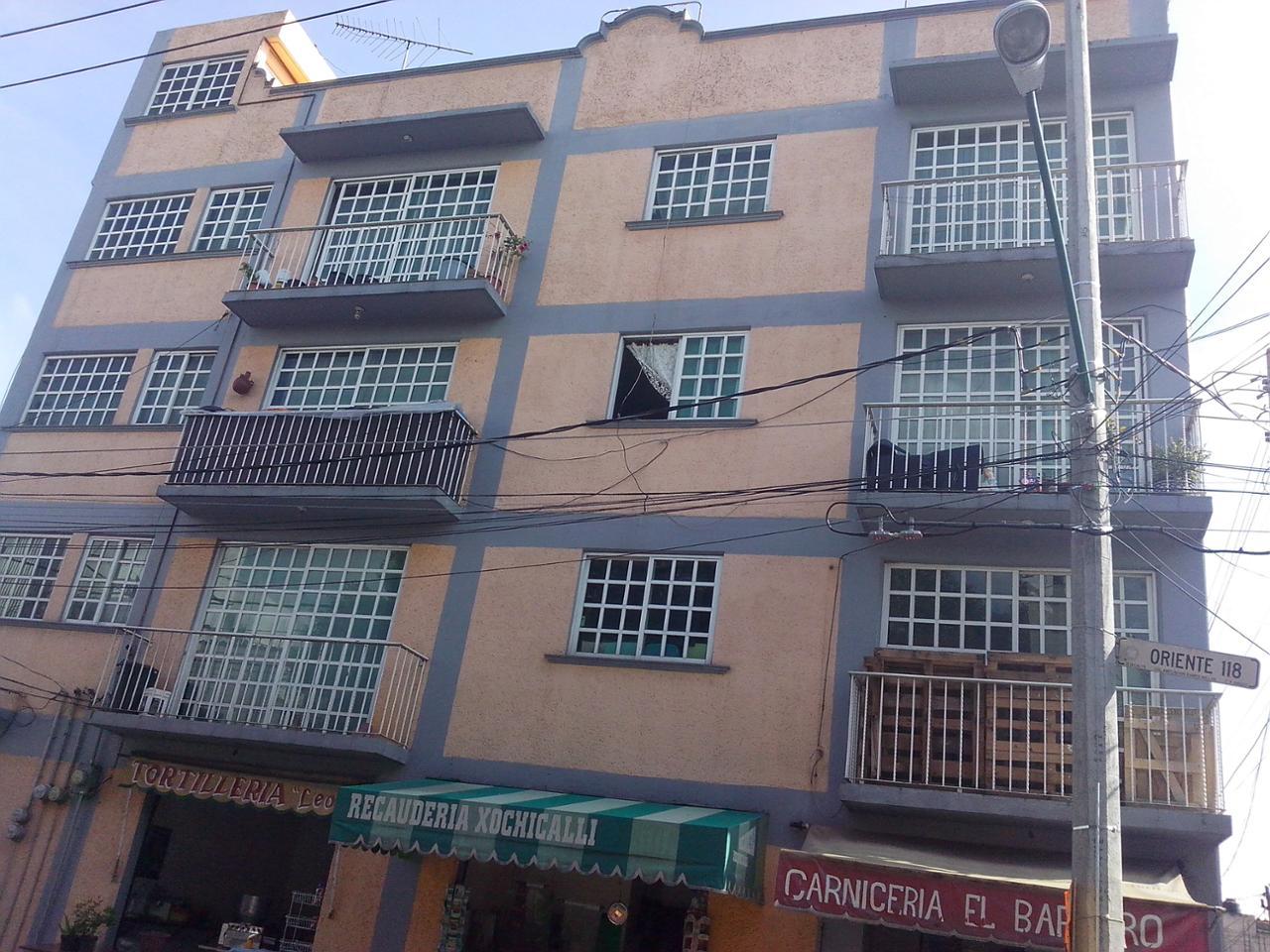 Departamento en Renta Sur 143 1614, Iztacalco, Distrito Federal (cdmx)
