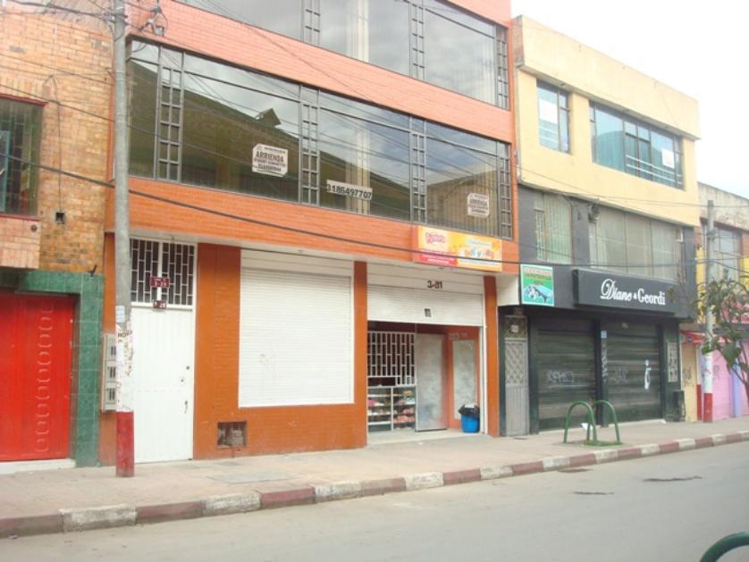 Comercial en Arriendo Calle  15 Con Carrera 3, El Dorado, Soacha