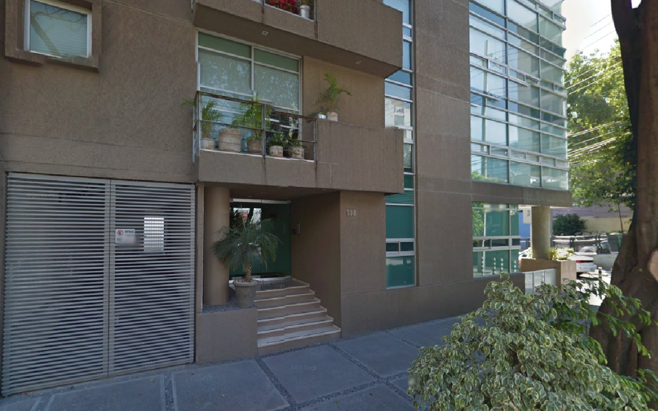 Departamento en Renta Culiacán 108, Condesa, Ciudad De México, Colonia Condesa, Cuauhtémoc, Distrito Federal (cdmx)