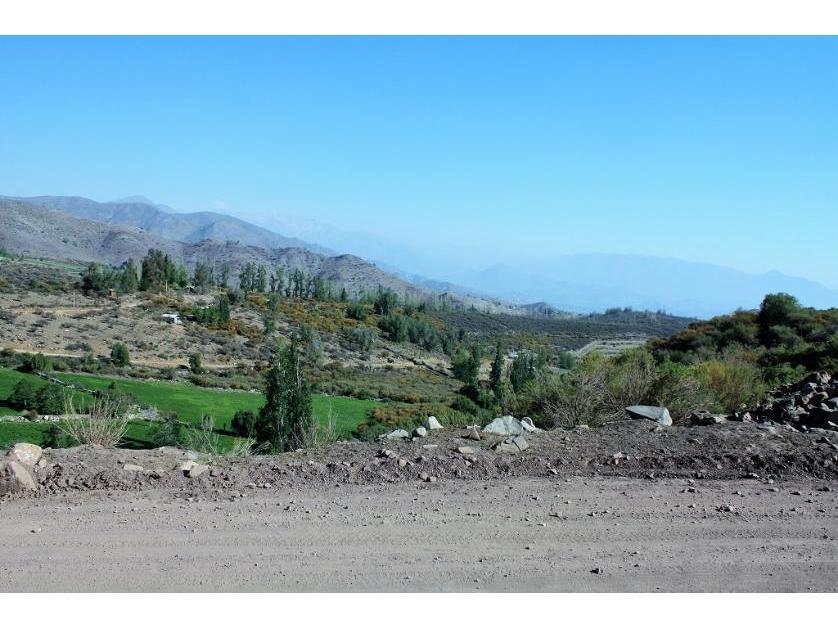 Loteo en Venta Campos De Ahumada, San Esteban, Los Andes