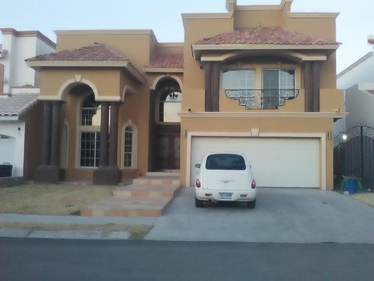 Casa en Renta Paseo Del Sol 9217 Fracc. Cerrada Del Sol, Ciudad Juárez, Chihuahua